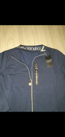 Ladies Original EA7 Armani Tracksuit, Size Small. Brand New with Tags