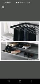 Ikea Komplement sets for Pax warddobe