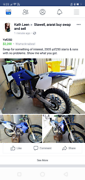 2005 yzf250 Warracknabeal Yarriambiack Area Preview