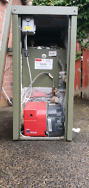 Warmflow Condenser Boiler