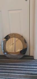 NEXT circular mirror