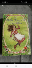 What Katy did collection of books