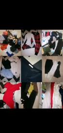 Huge ladies clothes bundle size 8 10 12 zara, primark, ri, mango +