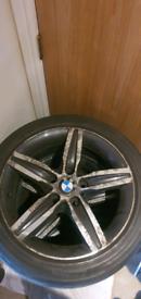 "4 X 17"" BMW 2011 1 Series Alloys"