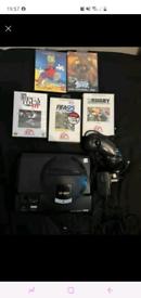 Sega megadrive and games