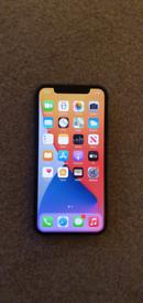 iPhone X 64GB unlocked - perfect condition