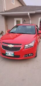 2014 Chevy Cruze RS