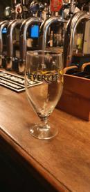 Beer Glasses & Mats