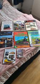 Assorted Railway books