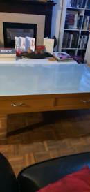 Elegant JOHN LEWIS Coffee table was £449 now £129ono