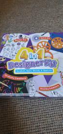 4 in 1 designer kit