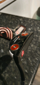 Odyssey o works 9 golf putter