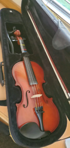 Beginners Violin with all accesories