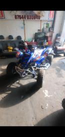2of yamaha raptor quads 660 700 banshee 1000 yfz yxz r1 r6 road legal