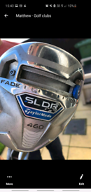 Taylormade sldr driver 10.5