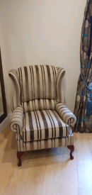 Beautiful Occasional Wing Chair