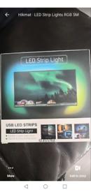 Strip lights 5mm
