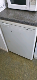 Bosch undercounter fridge under counter
