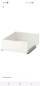 IKEA Komplement drawers 50 x 58