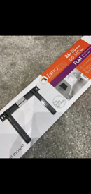 Brand new in box extra thin TV wall mount 26-55inch