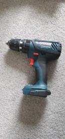 Bosch Combi , Hammer Drill Cordless 18v-LI Plus