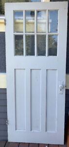 Solid Wood Door Old Heritage