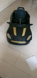 Kids children electric car