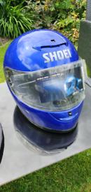 Motorcycle helmet - unused