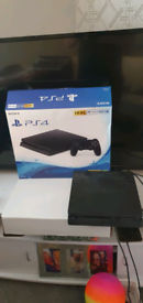 Boxed ps4 basically brand new