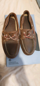 Men's Timberland Boat Shoes - UK 6.5