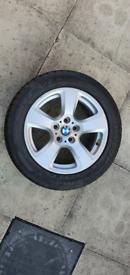 Bmw e60 5 series spare tyre alloy rim
