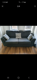 SOFA & 2 CHAIRS