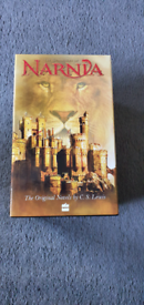 Chronicles of narnia complete book set