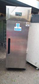 Polar 600 litres commercial freezer stainless Steel fully working
