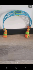 Free cot hanger for toys