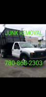 SAME DAY JUNK REMOVAL 780 868 2303