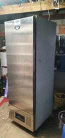 Foster 400 ltrs slimline commercial freezer with guaranty fully works