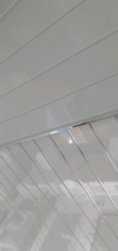 ceiling panels wet wall White and Silver or White Gloss wetwall