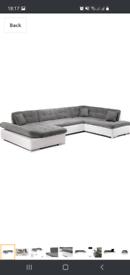 U- Shape Corner Sofa