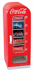 Coca Cola Vending Fridge - New