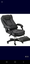 Brand new gaming recliner chair