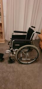 Aspire wheel chair.