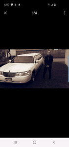 Limo for sale !! Lincoln towncar 2002 !! Good shape dont miss it
