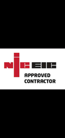 Electrical contractor NICEIC