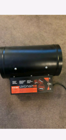 Uvonair CD800 x 2 £350 for both. Worth over £800
