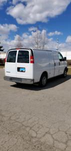 2006 Chevrolet Express 1500 Cargo Work Van only 157K km