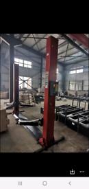 4 ton 2 post lift