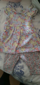 Tiny baby girls clothes brand new bundle