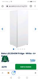 Fridge freezer BEKO VGC