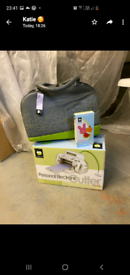 Cricut Personal Electronic Cutter BNIB with Carry Tote/Bag